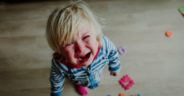 Comment aider un enfant en colère?