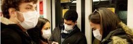 Covid-19: dans le métro, il faut se taire!