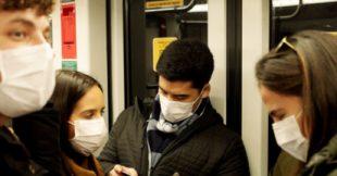 Covid-19 : dans le métro, il faut se taire !