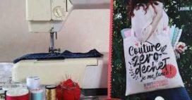Sélection livre: Couture zéro déchet, je me lance! – Laurane R. K.