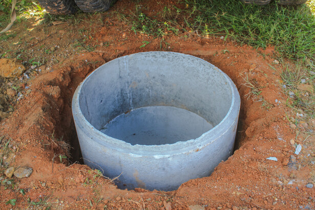 creuser un puits