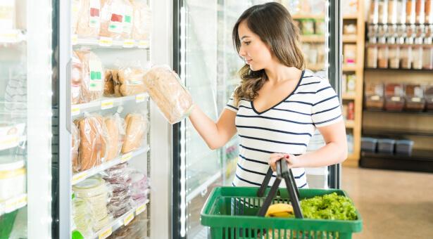 Ingrédients pain de mie supermarché