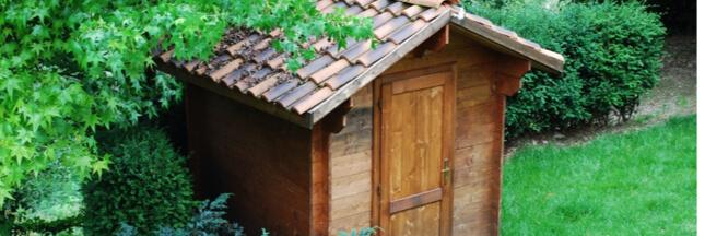 Attention, la taxe 'abri de jardin' augmente (encore) en 2021