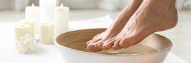 Comment faire ses bains de pieds à la maison?