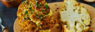 Chou-fleur rôti, la recette qui va faire sensation à la maison!