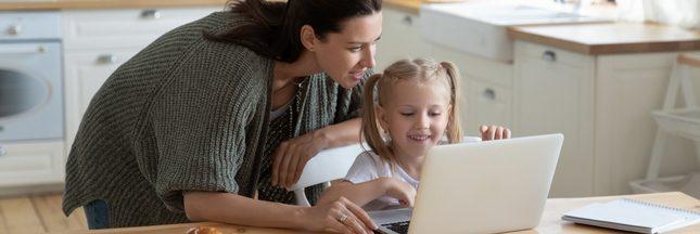 contrôle parental google