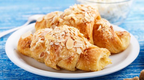 croissant recette