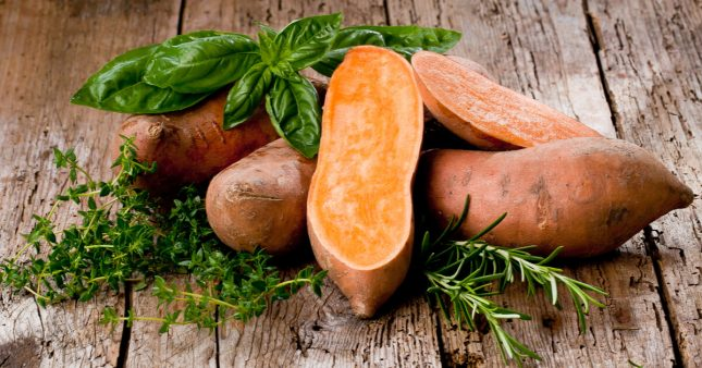 patate douce bienfaits