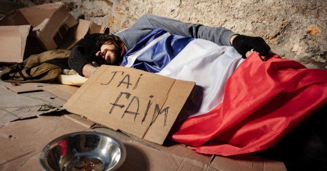 Quelles mesures pour les 300.000 personnes sans-abris en France?