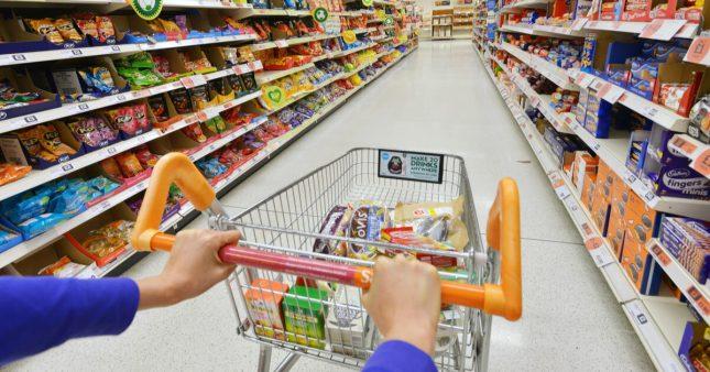 Autisme: musiques et annonces à l'arrêt pendant une heure dans les supermarchés