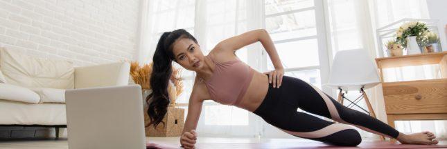 Comment éviter de se blesser en faisant du sport à la maison?
