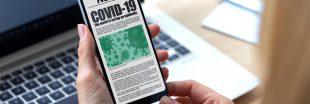 Covid-19 : un test 'maison' via smartphone développé en France