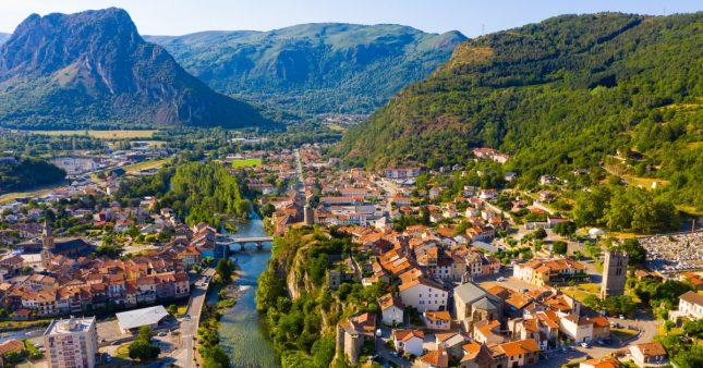 Scandaleux: des centaines d'arbres abattus illégalement et volés en Ariège