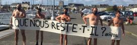 Pêche artisanale: les pêcheurs posent nus dans un calendrier