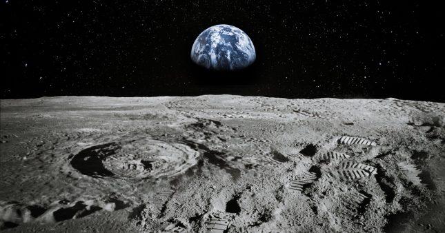 Une 'Arche de Noé' / banque de sperme sur la Lune pour préserver les espèces terrestres!