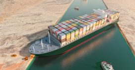 Canal de Suez: 20 navires chargés de bétail en détresse