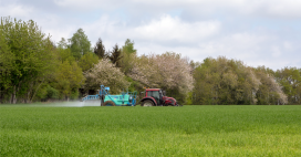 Quels départements achètent le plus de pesticides et lesquels?