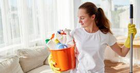 Comment bien utiliser les produits désinfectants à la maison