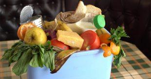 Près d'1 milliard de tonnes de nourriture est jeté chaque année dans le monde