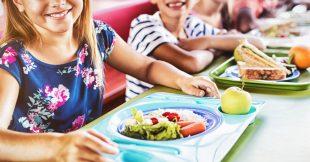 Et si les enfants pouvaient choisir un repas végétarien (ou non) à la cantine ?
