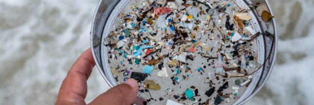 7 kilos de déchets plastiques sont déversés chaque seconde en Méditerranée