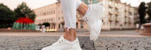 Comment nettoyer facilement des baskets blanches
