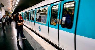 pollution métro paris