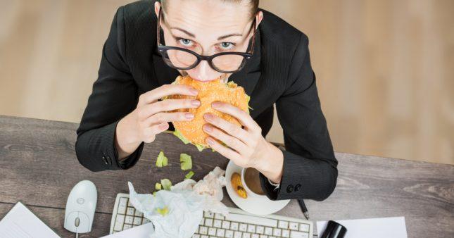 Comment équilibrer ses menus quand on est un actif sédentaire?