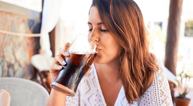 soda mauvais pour le foie
