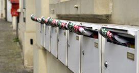 Loi anti-gaspillage: le non respect du 'stop pub' désormais puni