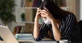 Covid-19: plus d'un tiers des salariés en détresse psychologique