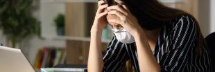 Covid-19 : plus d'un tiers des salariés en détresse psychologique