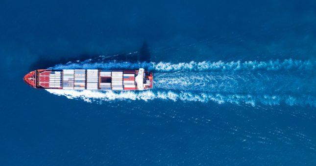 L'océan serait 'plus calme et en meilleure santé' si on ralentissait les navires