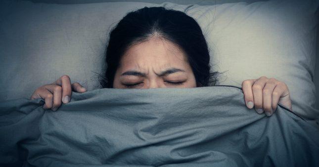 Faire des cauchemars c'est bon pour la santé!