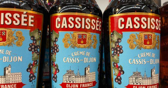 Victoire, il n'y aura pas de crème de cassis 'de Dijon' fabriquée en Chine
