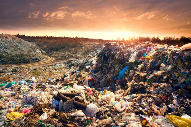 déchets land