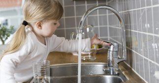 eau du robinet pour bebe