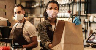 emballage restaurant à emporter