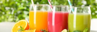 Jus, nectars, smoothies industriels : mais où sont les fruits ?