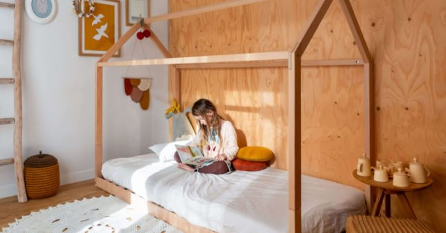 Pourquoi choisir un lit d'inspiration Montessori pour son enfant ?