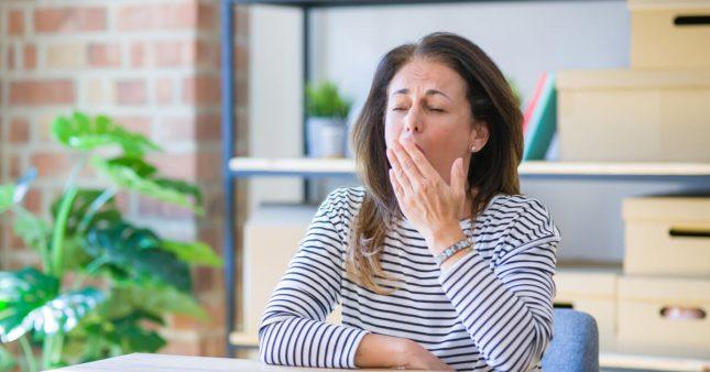 Manque de sommeil: risque élevé de démence après 50 ans