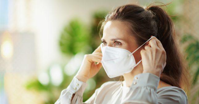 Des ONG alertent sur une substance toxique dans certains masques