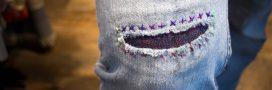 Slow fashion: le visible mending, la tendance qui rallonge la durée de vie des vêtements