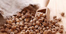 Souchet comestible: tous les bienfaits de l'amande de terre ou noix tigrée