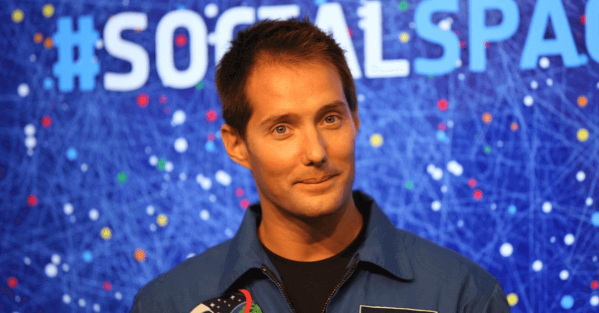 'Ambassadeur de bonne volonté', Thomas Pesquet luttera contre la faim dans le monde depuis l'espace
