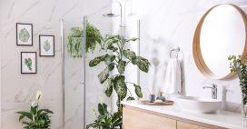 Votre salle de bain d'été: inspiration déco fraîcheur et bien-être