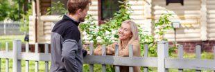 Les relations de voisinage, une pratique de riches ?