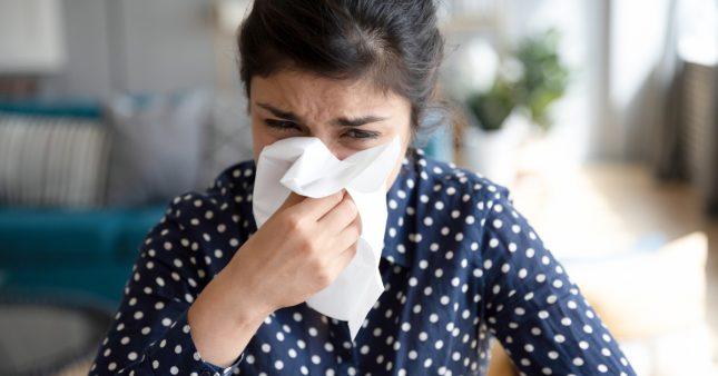 Allergie: les symptômes et les traitements