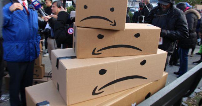 Amazon UK se fait pincer en détruisant 130.000 produits neufs par semaine