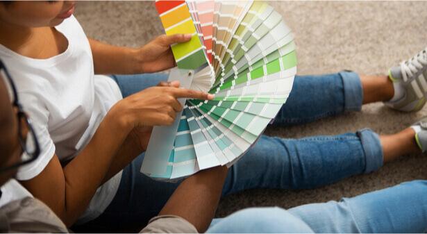 choisir couleur